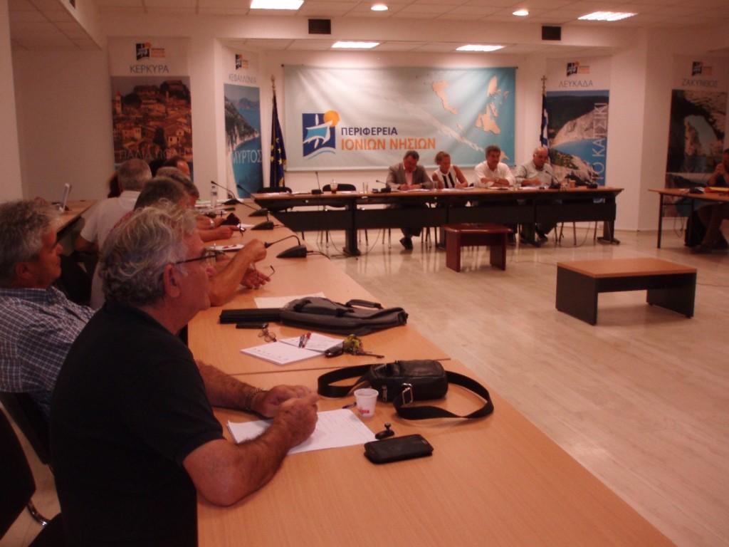 Επιτροπή Διαβούλευσης για τον χωροταξικό σχεδιασμό