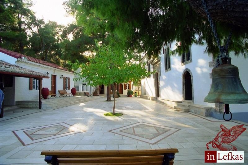 Monastery- -Lefkadafaneromeni pg
